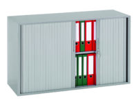 Roldeurkast 72,5x120x43cm Aluminium