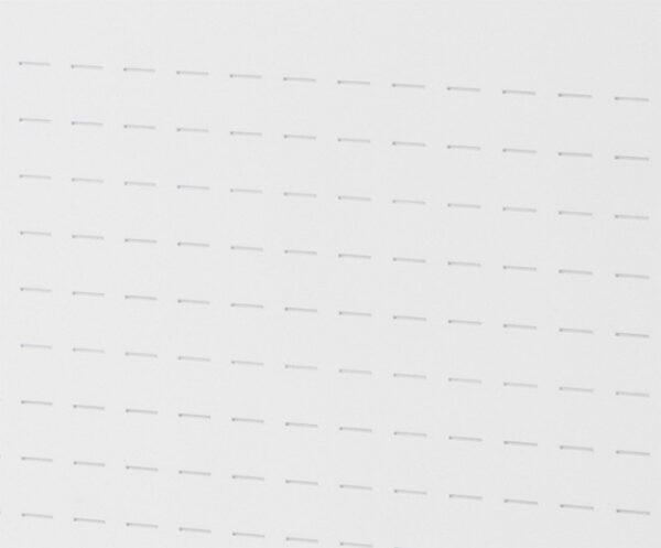 Akoestische Schuifdeurkast 122x200x48cm