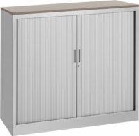 Roldeurkast 105x120x43cm