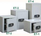 elektronische kluis ET4