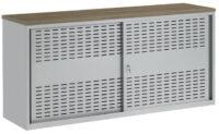 Schuifdeurkast 76x160x45cm Perfo schuifdeurkasten