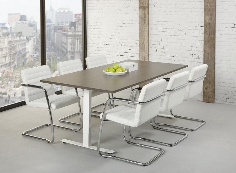 Luxe vergadertafel cm kantoormeubelen pro
