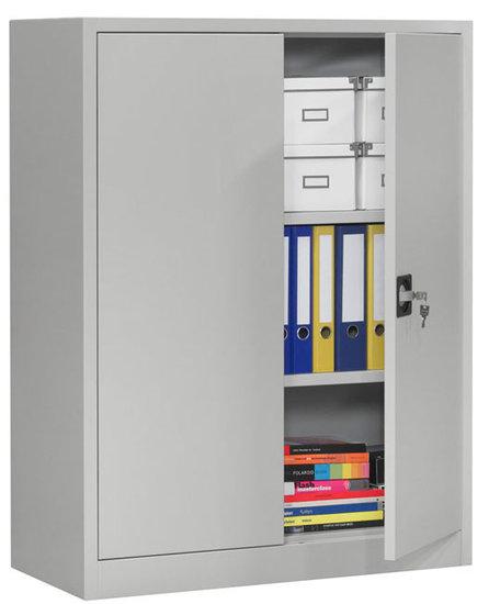 kantoorkast 120x92x42cm aluminium