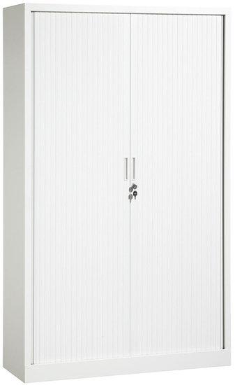 roldeurkasten Roldeurkast 198x120x43 cm Wit