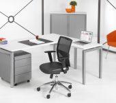 luxe aanbouwtafel aluminium 80x60cm