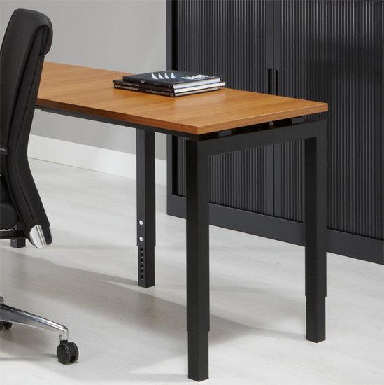Luxe Aanbouwtafel Antraciet 60x80cm