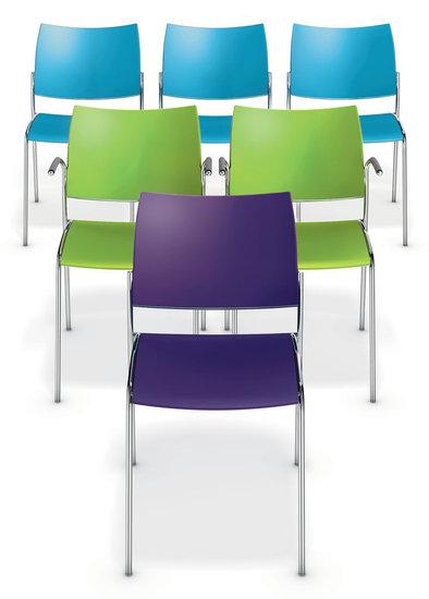 Casala Cobra kerkstoel/schoolstoel