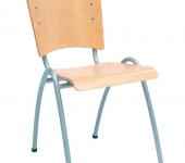 De Valk Elegance kerkstoel/schoolstoel