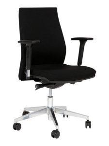 Bureaustoel Lowland luxe stoel