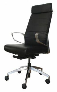 Directiebureaustoel 605 zwart