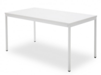 Kantoortafel lovi wit 120x60cm