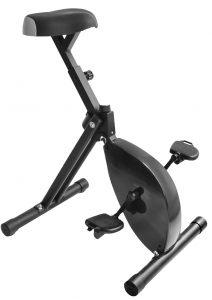 Deskbike Zwart *inclusief montage*