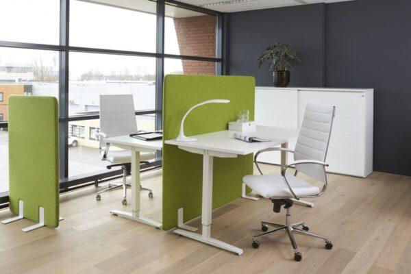 Zit/sta ergonomische bureau 180x80