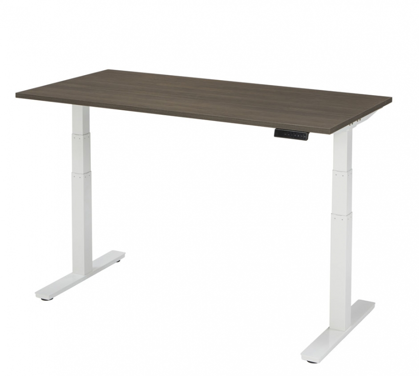 Zit/sta ergonomische bureau