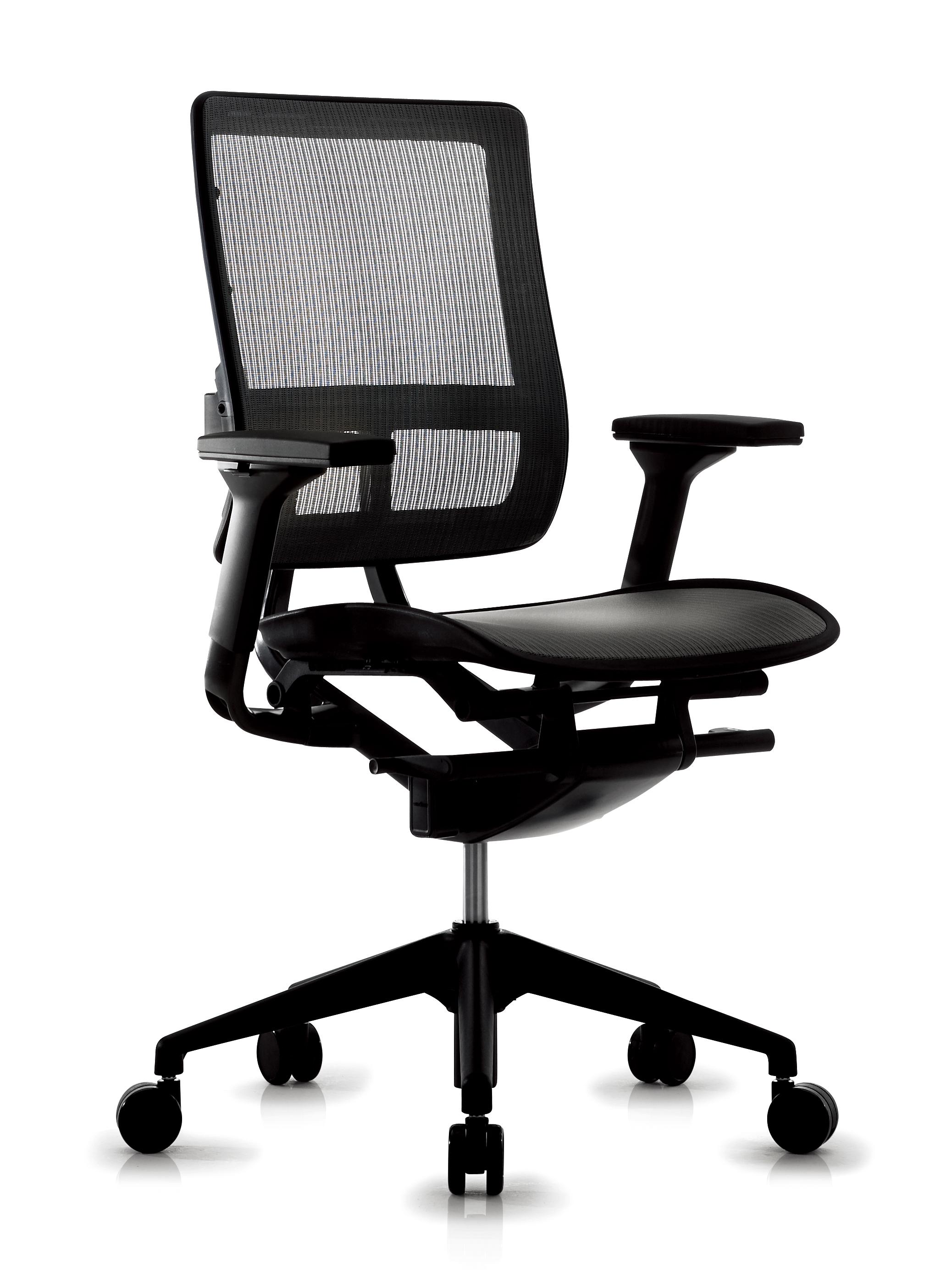 bureaustoel ergonomie