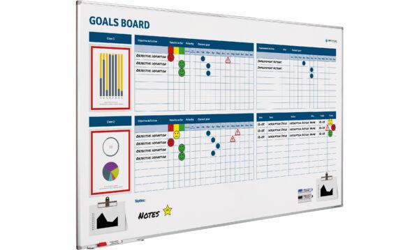 Goals Board softline profiel-120x200 cm