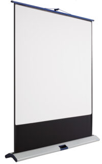 Projectiescherm Mobile Compact (1:1)-174x202 cm
