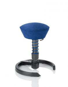Swopper Classic Blauw – Actieve stoel