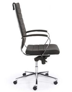 Comfortabele bureaustoel design zwart