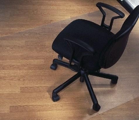 Vloermat bureaustoel gladde vloeren