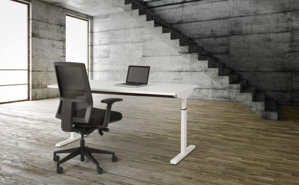 Bureau Sophie 160x80cm - wit