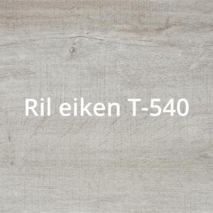 Ril eiken T-540