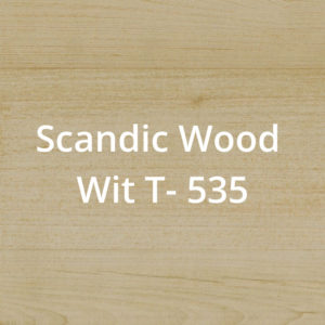 Scandic Wood Wit T- 535