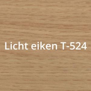 licht eiken t-524