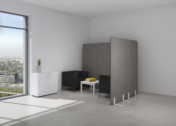 elektrisch verstelbare werkplek 160x80