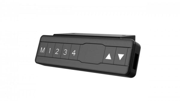 Elektrisch Zit-sta bureau 140x80cm-memory-bediening