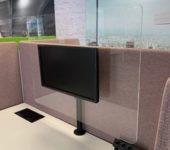 Plexiglas monitorscherm